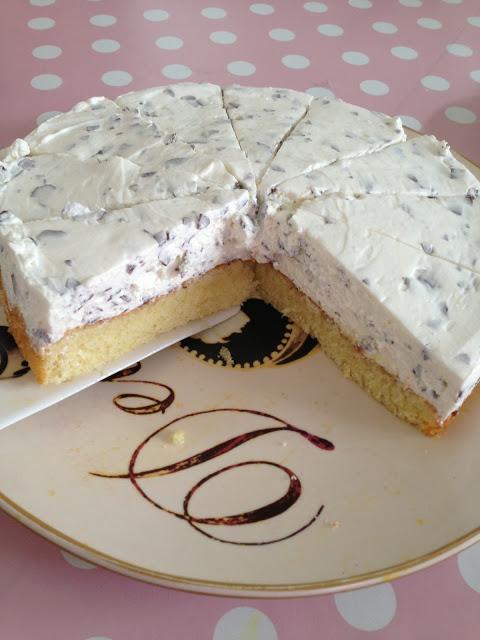 Hmmm Schokokuss Torte Fraulein Ordnung