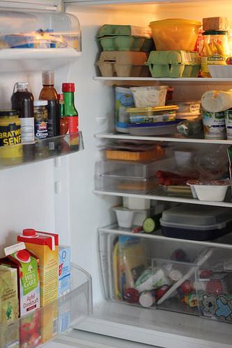 Donnerstag ordnungstag kuhlschrank fraulein ordnung for Grüner kühlschrank