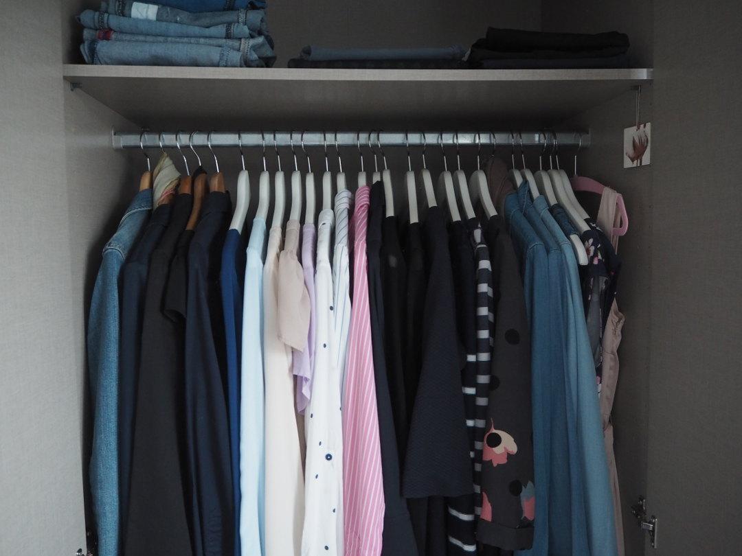 Fräulein Ordnung und ihr Kleiderschrank, Edition 07 | Fräulein Ordnung