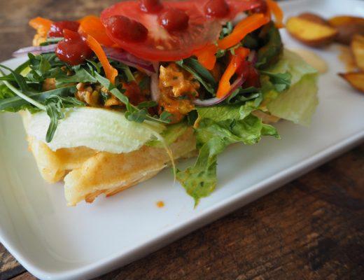 Waffel Burger Byodo