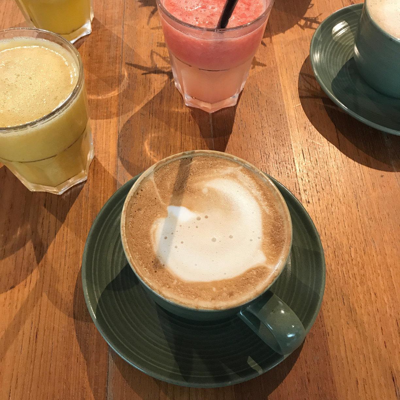 Wochenglück Kaffee