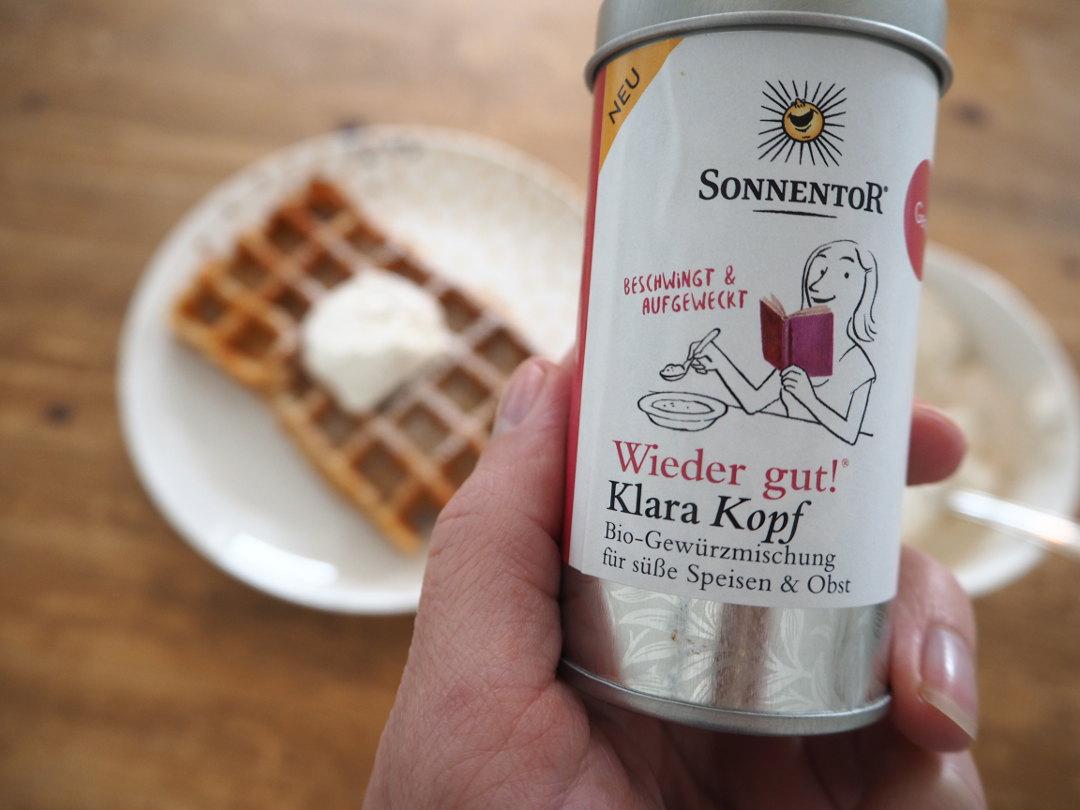 Sonnentor Klara Kopf