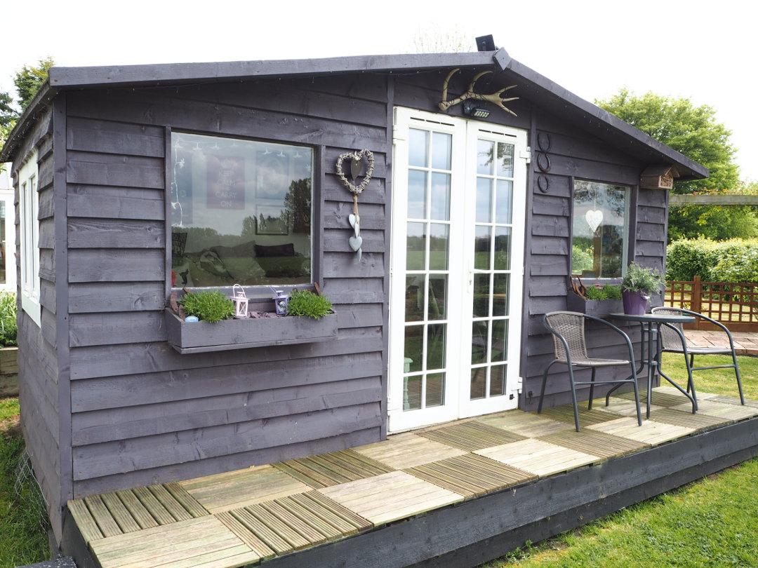 Tiny Home Gartenhütte England