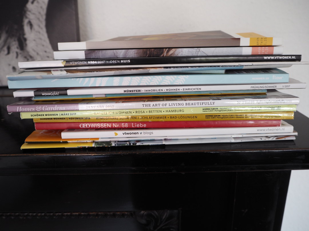 Ordnungstag Zeitschriften