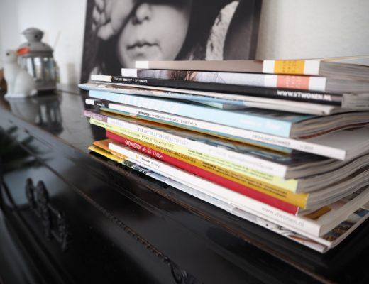 Ordnungstag ungelesene Zeitschriften