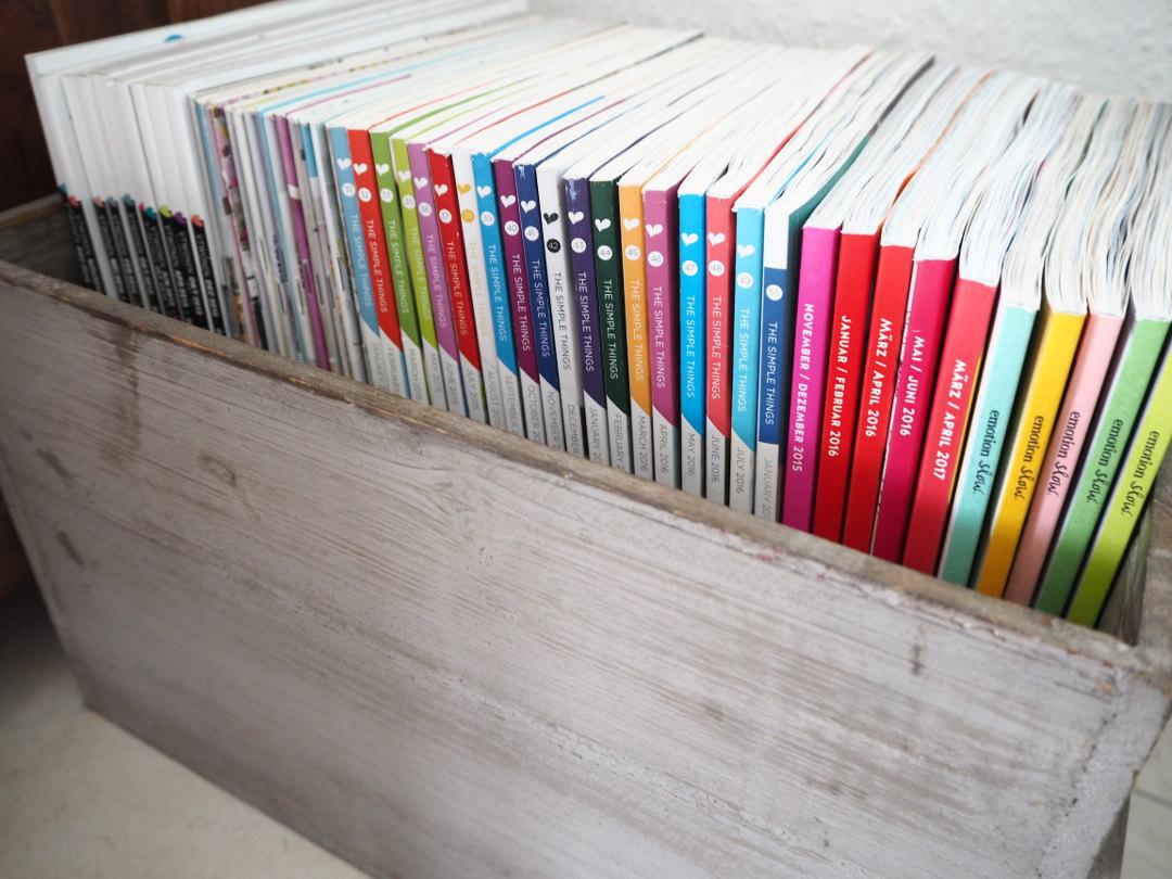 Zeitschriften Sammlung