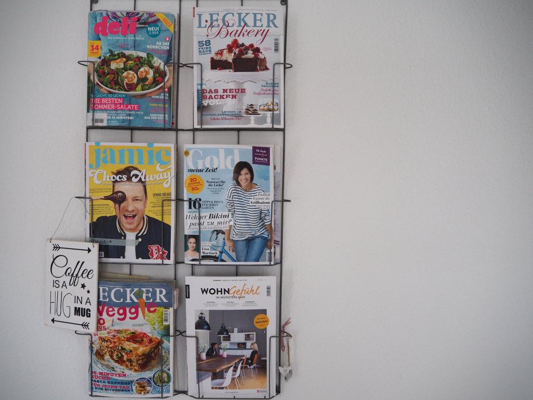 Zeitschriften Ordnungstag