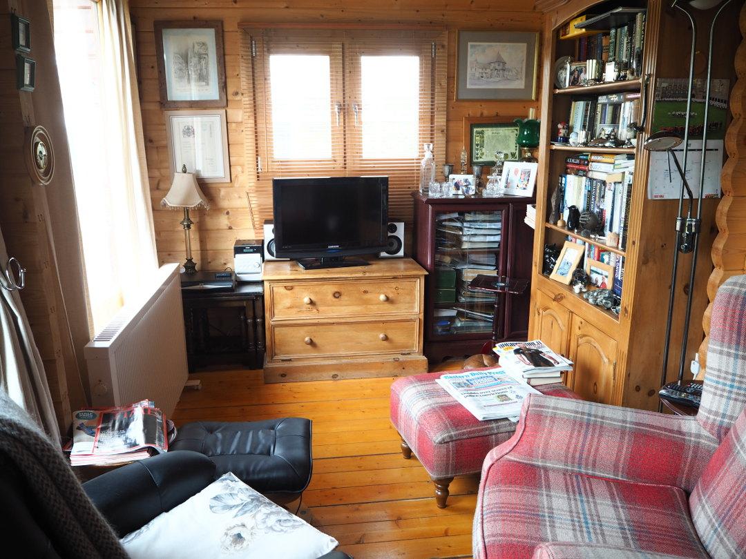 Tiny Home Wohnzimmer