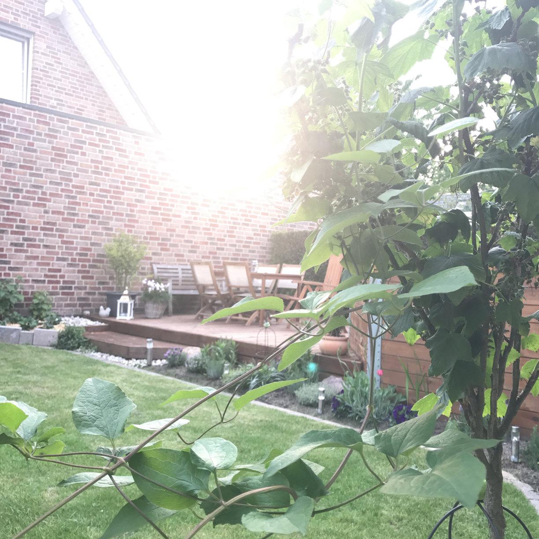 Wochenglück Gartenliebe