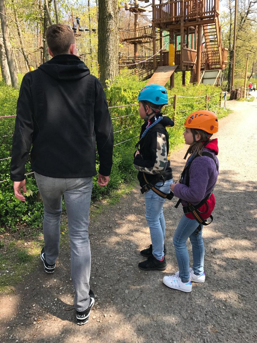 Possen Hochseilgarten