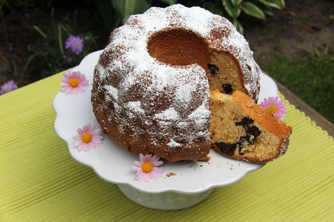 Schokoladennapfkuchen