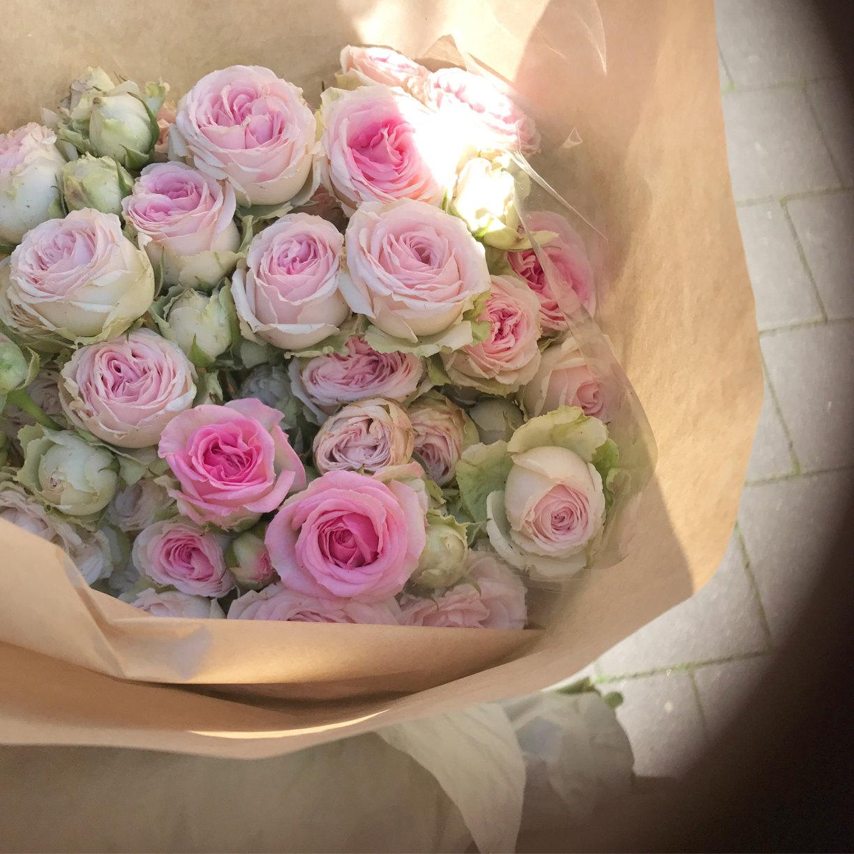 Wochenglück Blumenliebe