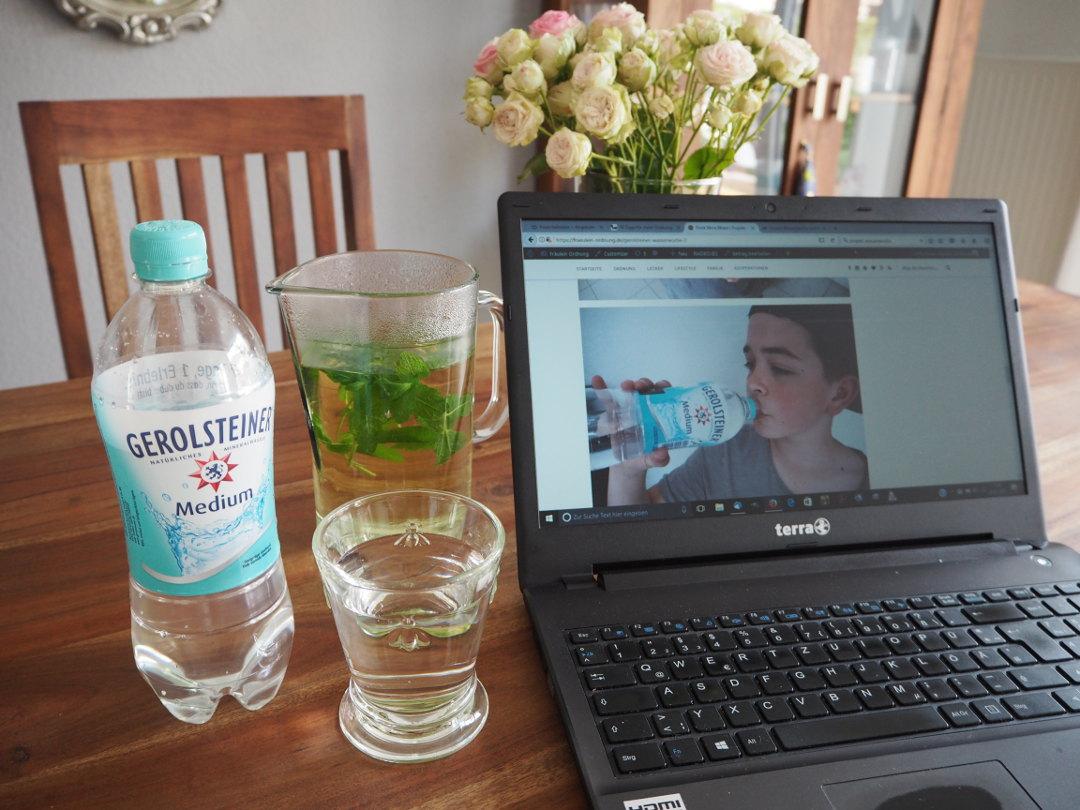 Wasserwoche Gute Gewohnheiten