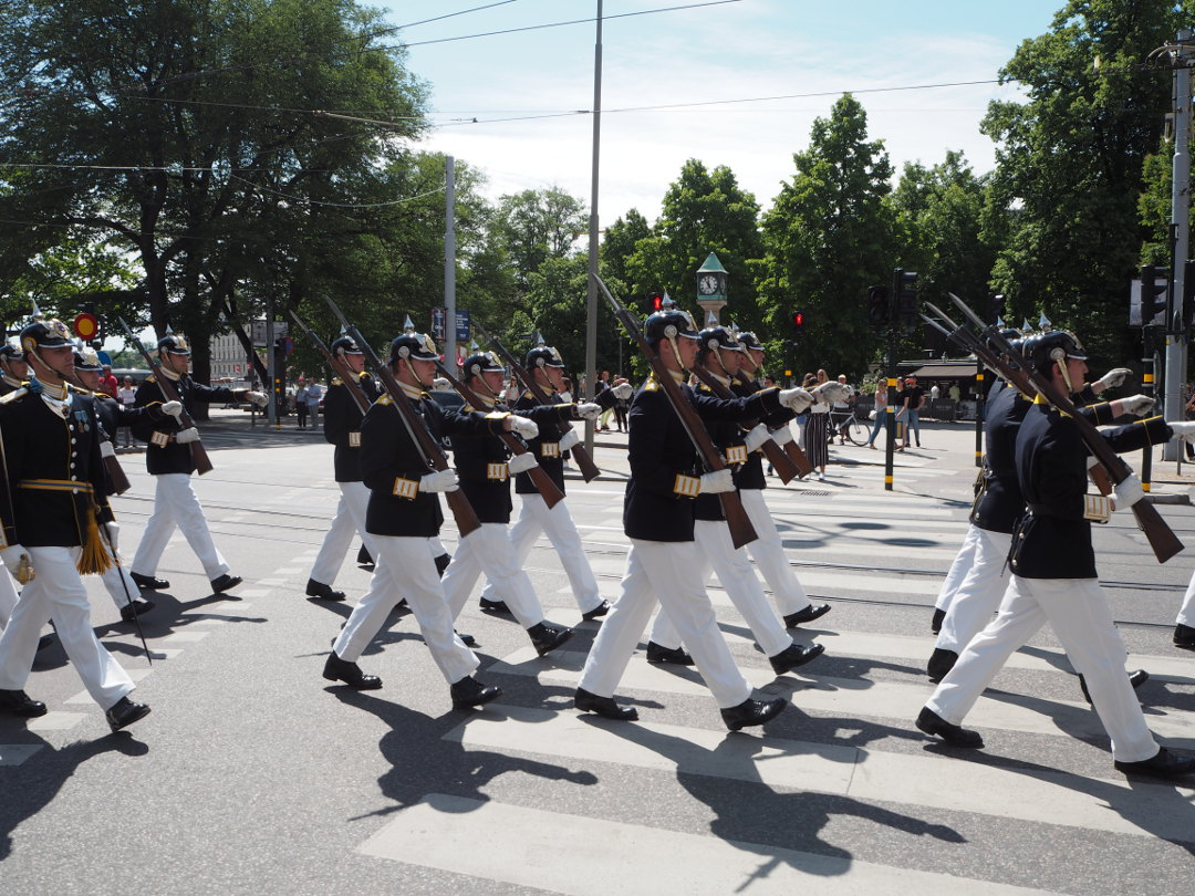 Stockholm Wachparade