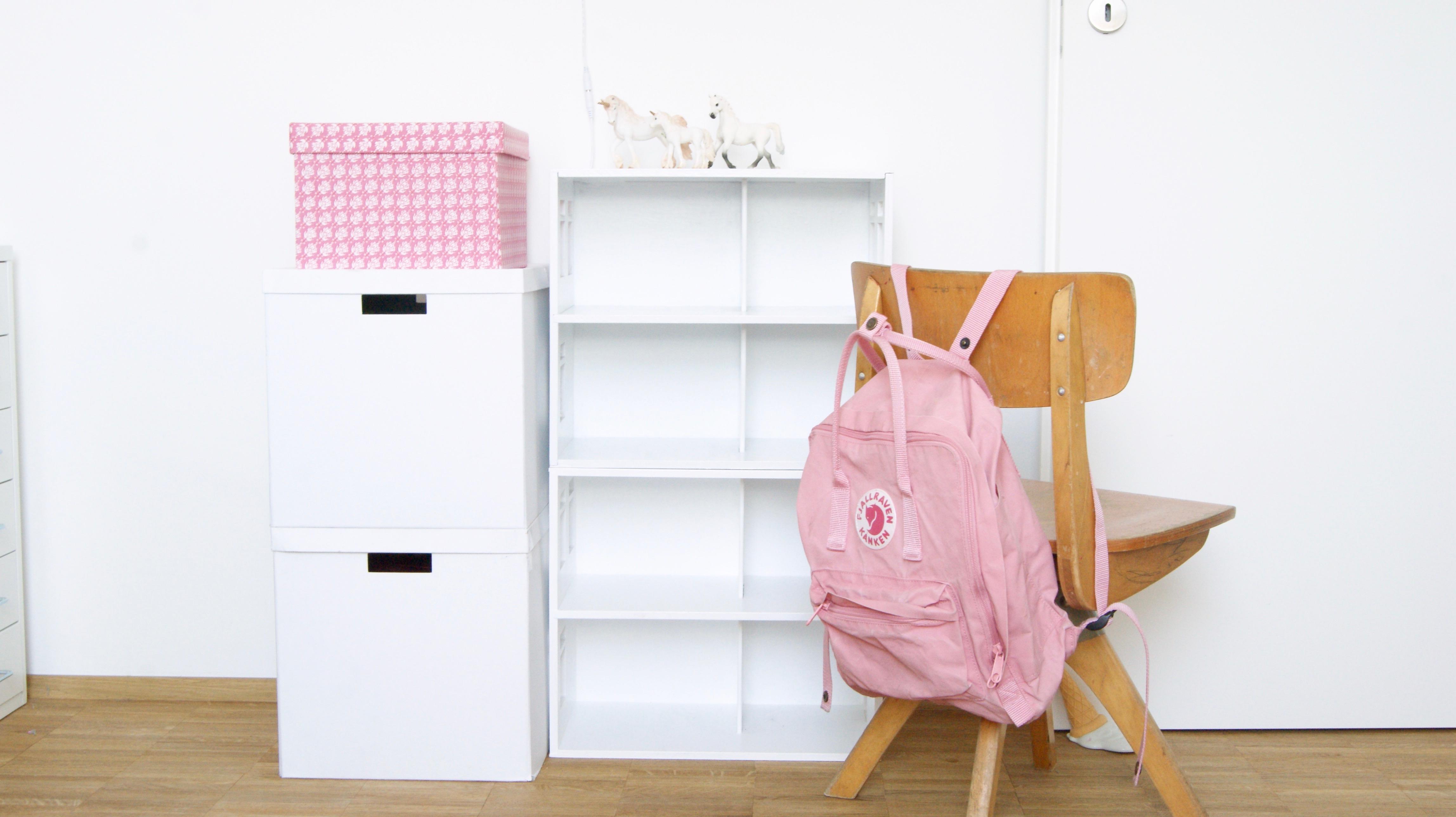 Ordnung im Kinderzimmer