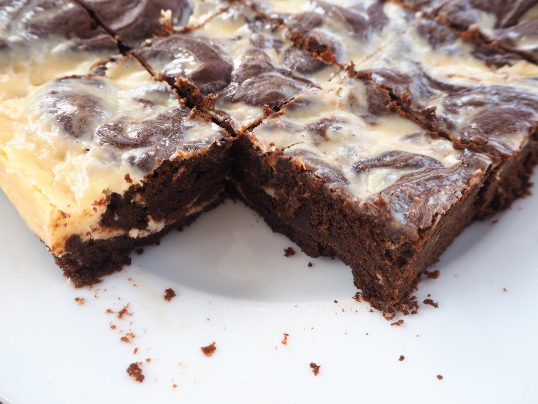 Eierlikör-Brownies