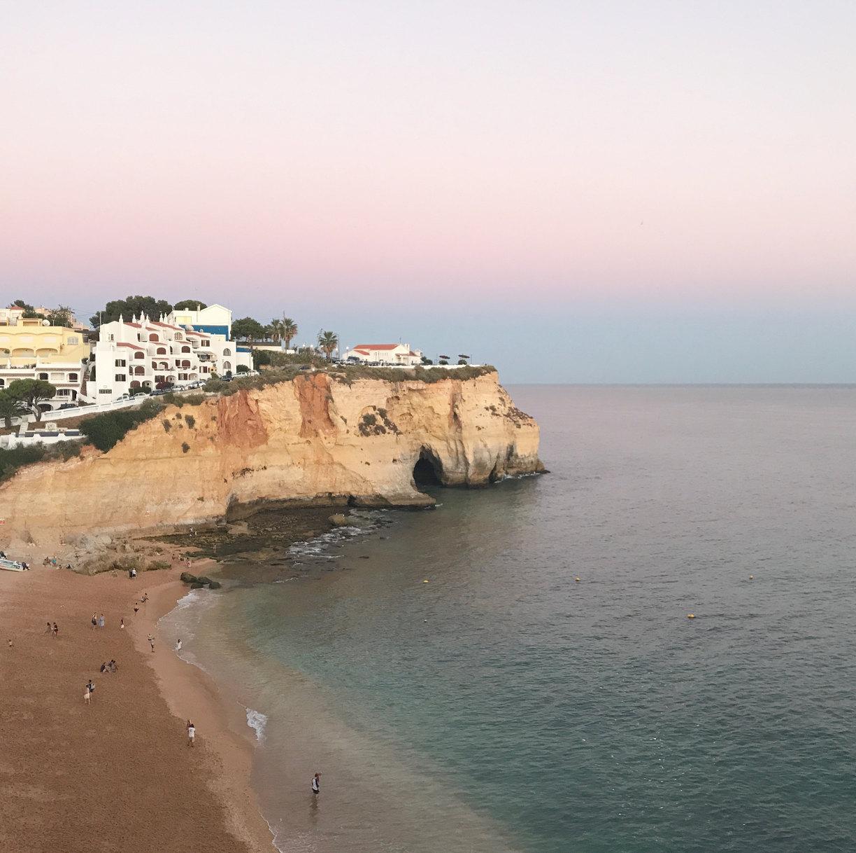 Urlaubsglück Portugal
