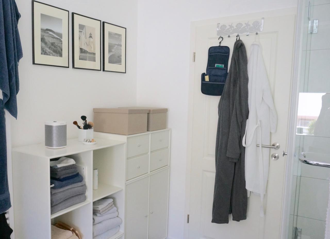 Schminktante Badezimmer