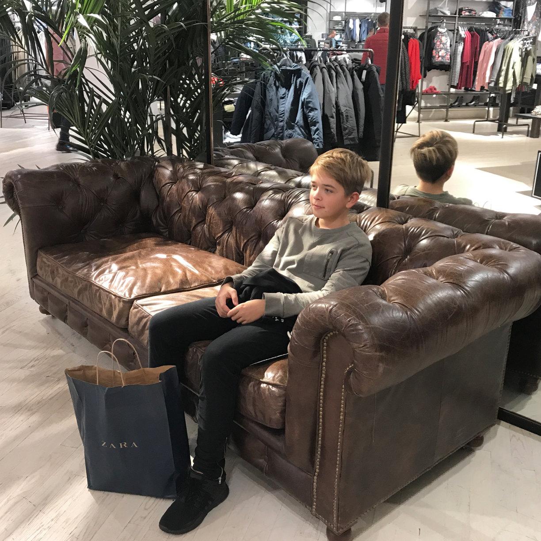 Wochenglück Shoppingtour