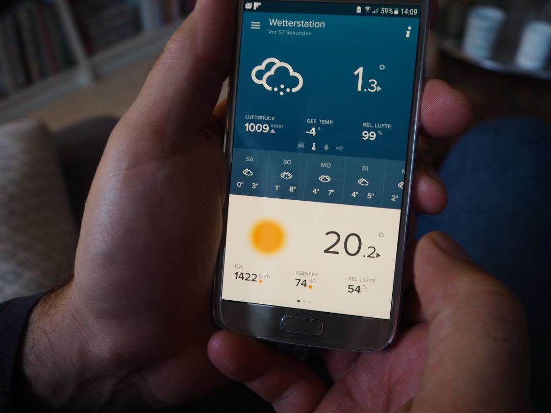 Smarte Gadgets Netatmo