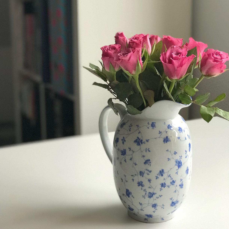 Fräulein Ordnung Tulpen