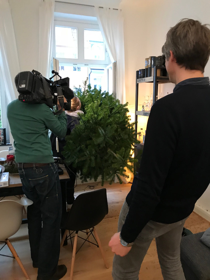 Fräulein Ordnung Fernsehen