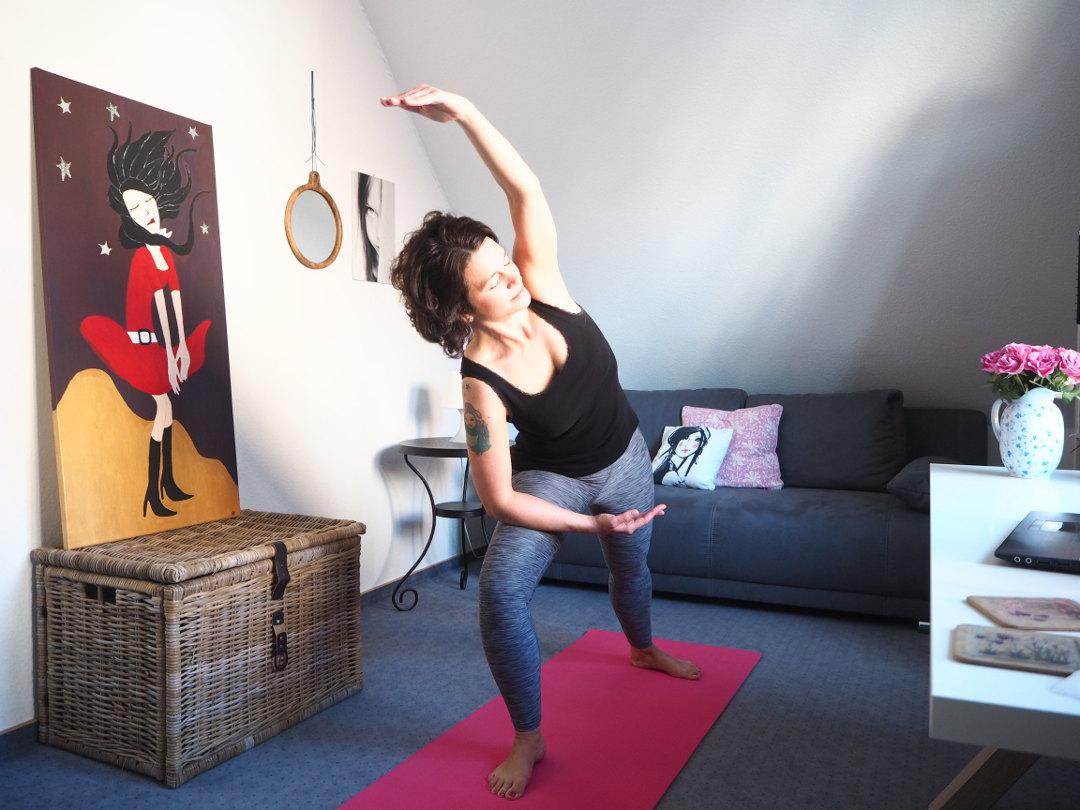 Mein Yoga-Jahr