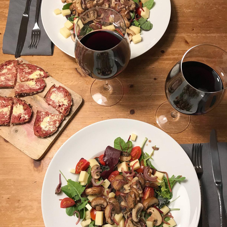 Wochenglück Salat