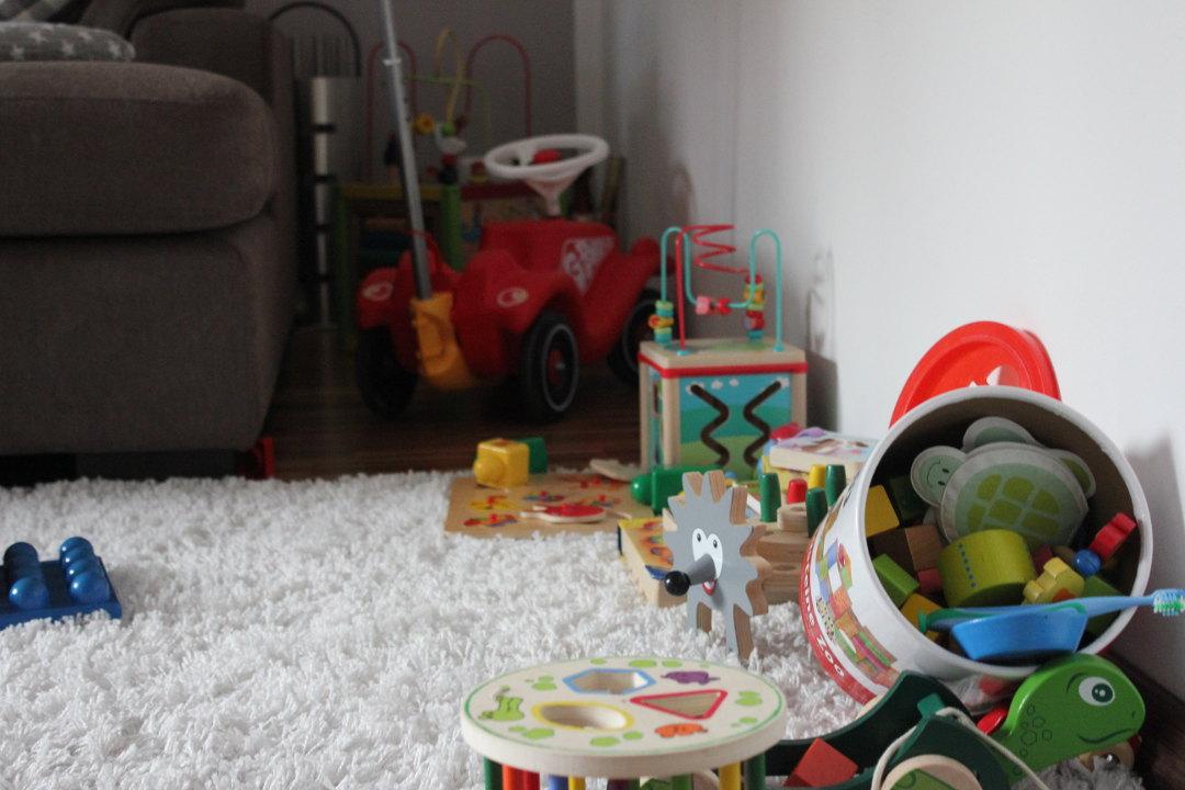 Orndung mit Kleinkindern