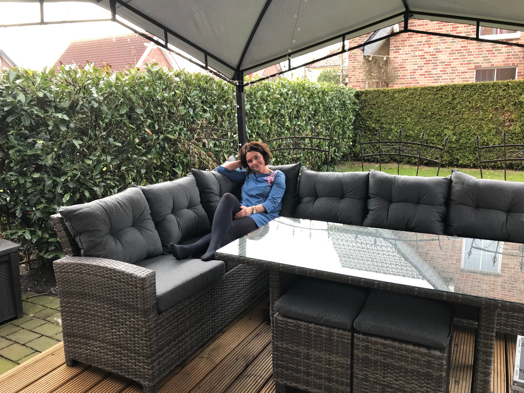 Gartensofa