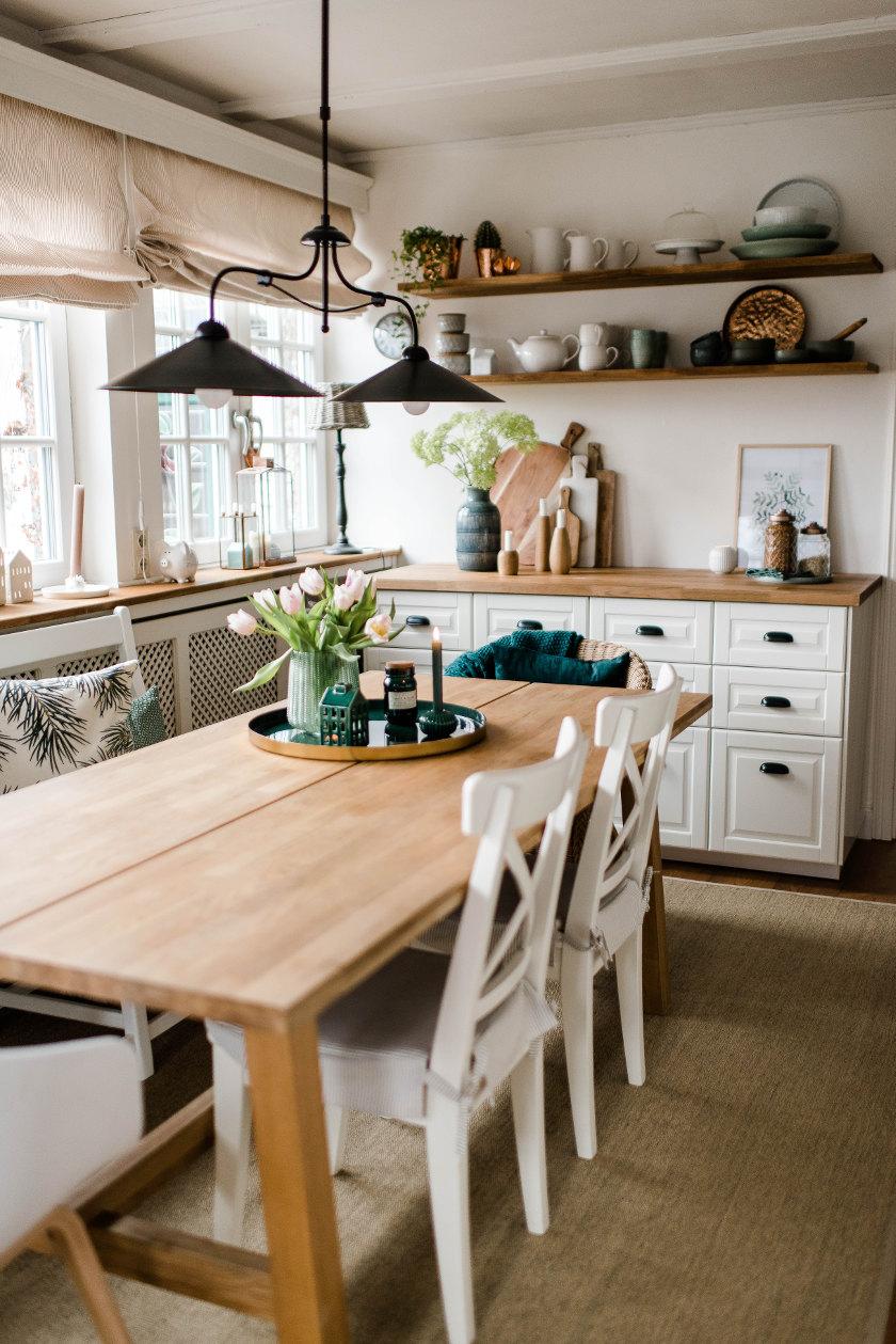 Wohnfragen Küche