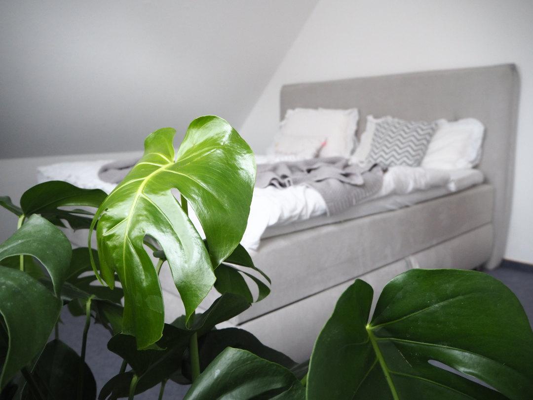 Schöner schlafen im neuen Bett