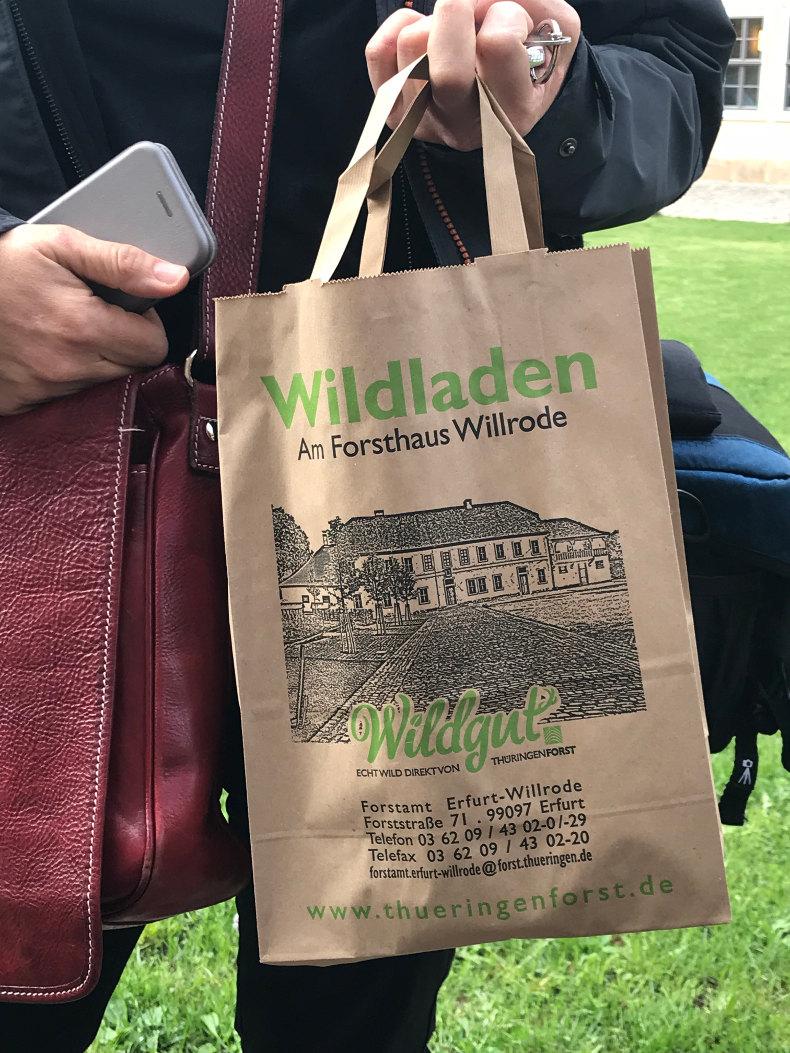 Wildladen