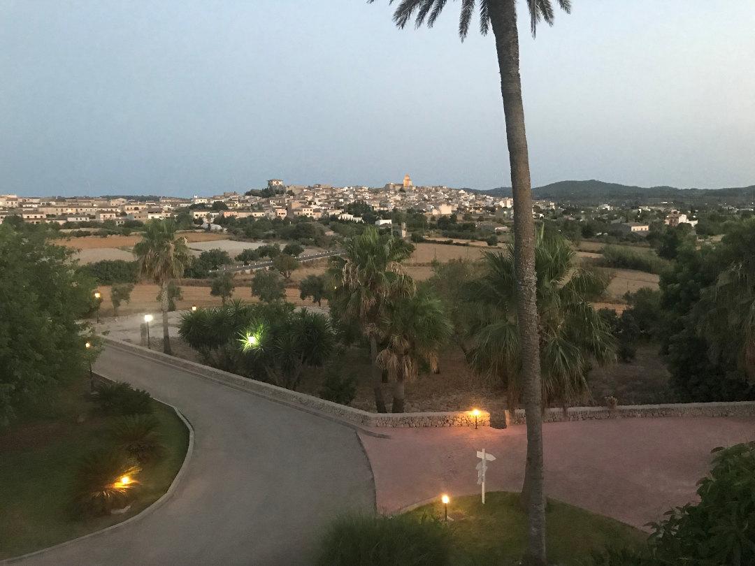 Mallorca Abendstimmung