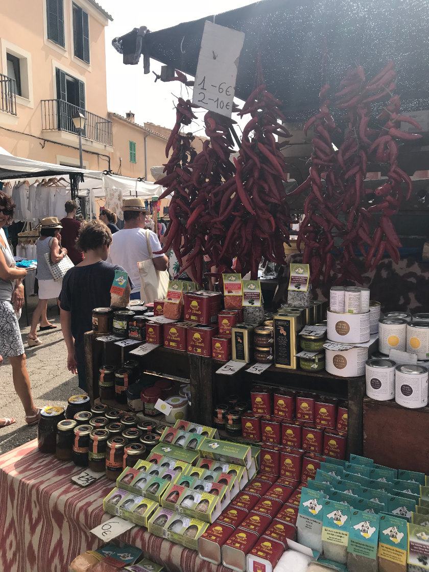 Sineu Markt Mallorca