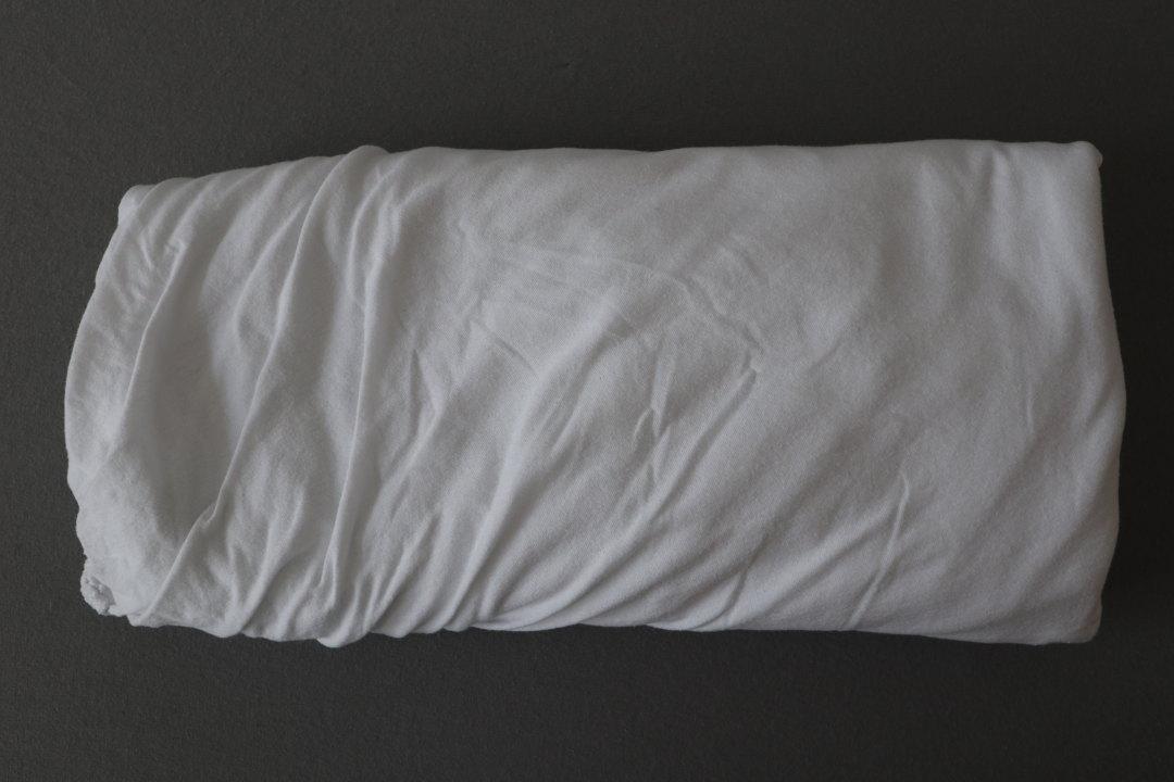 Bettlaken falten