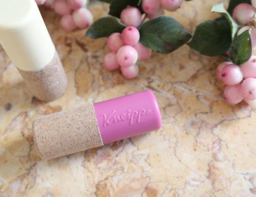 Lippenpflege von Kneipp
