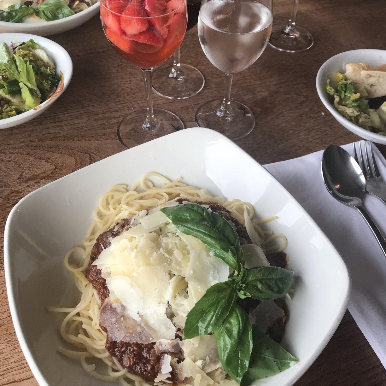 Sansibar Spaghetti Bolognese
