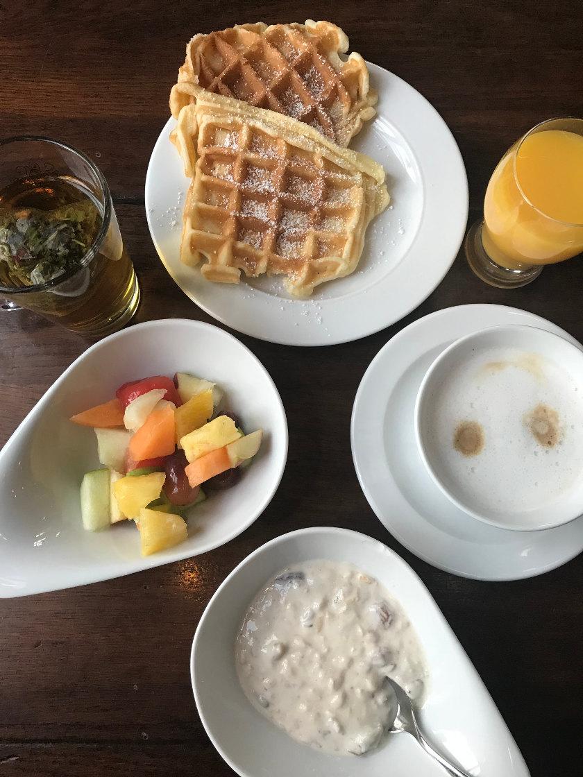 Frühstücksglück