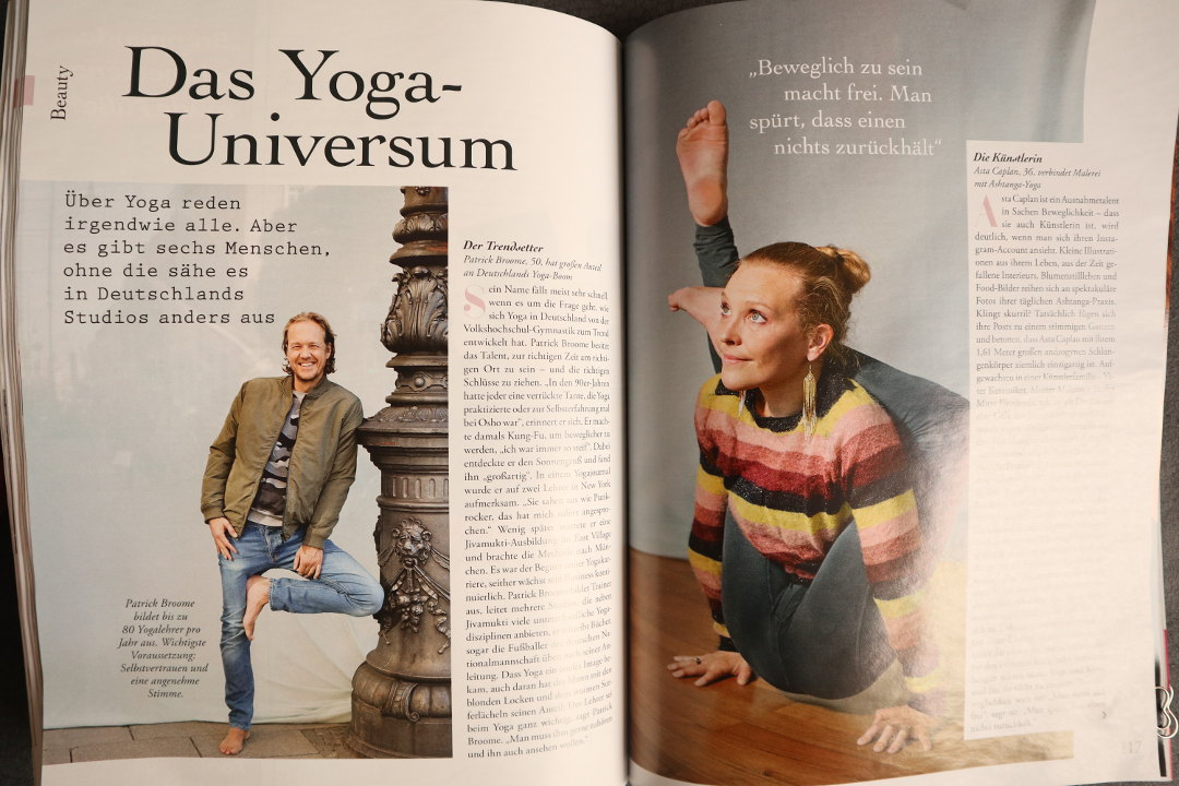 Das Yoga-Universum