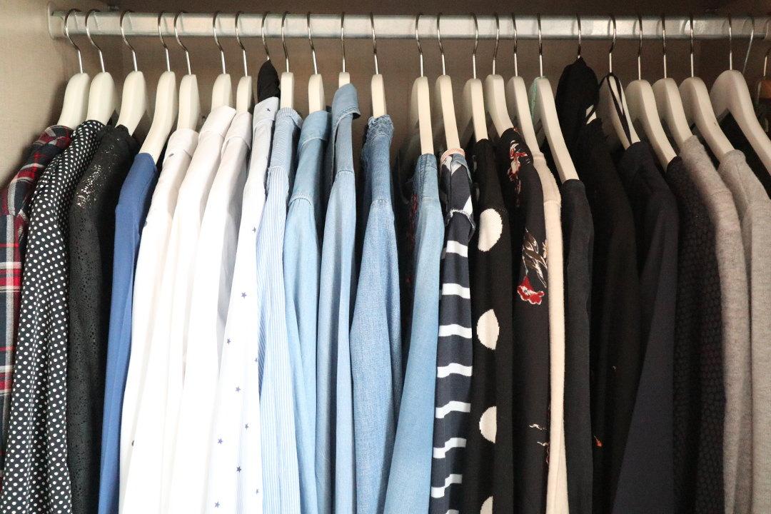 OrdnungsTag Kleiderschrank