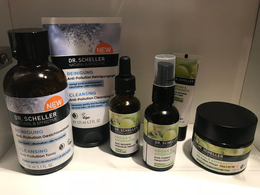 Dr. Scheller Gesichtspflege