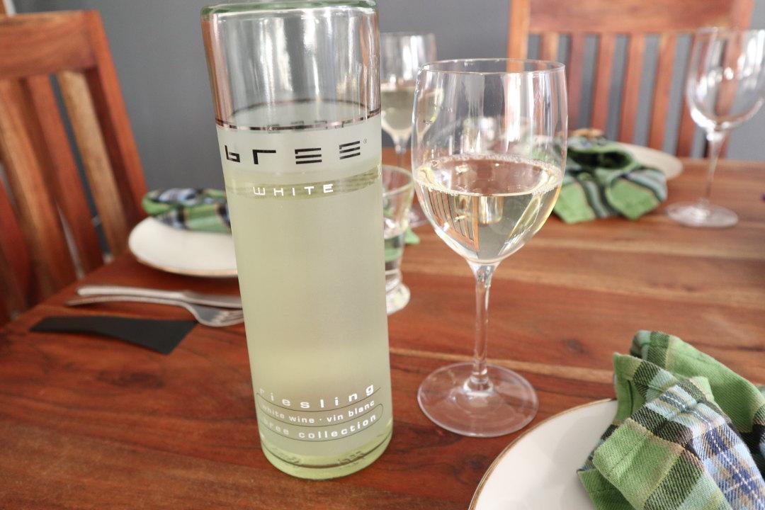 Riesling Bree Wein