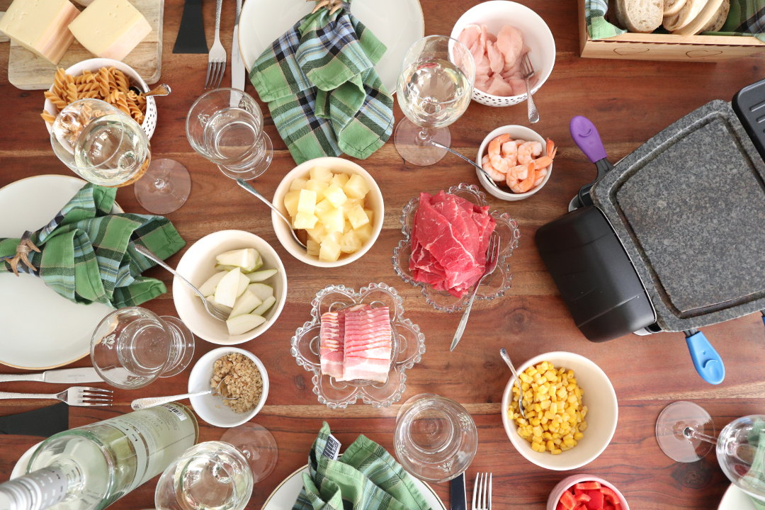 Must Haves zum Raclette