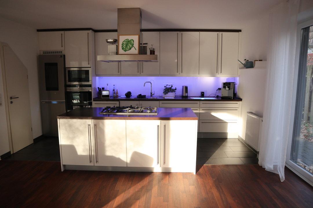 Smart Home Haus Küche