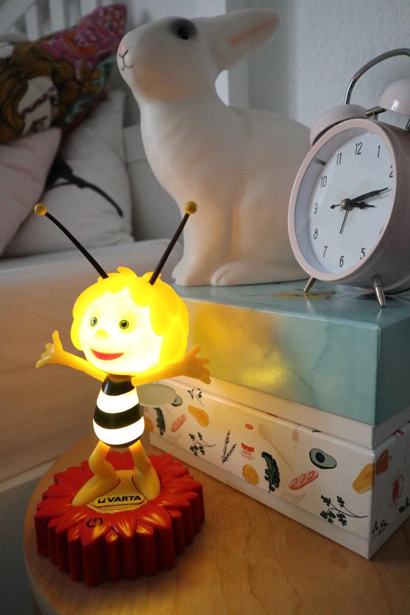 VARTA Biene Maja Nachtlicht