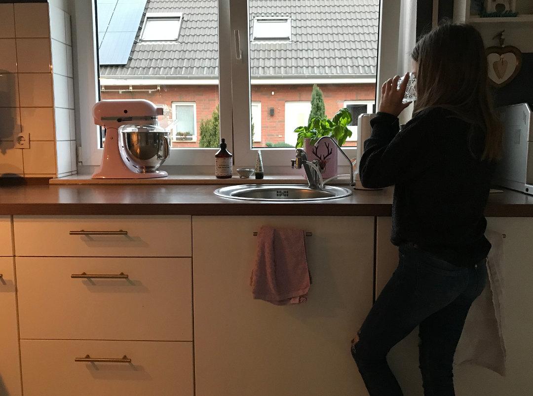 Frühahrsputz in der Küche
