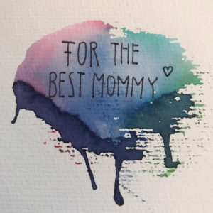 For the best mommy