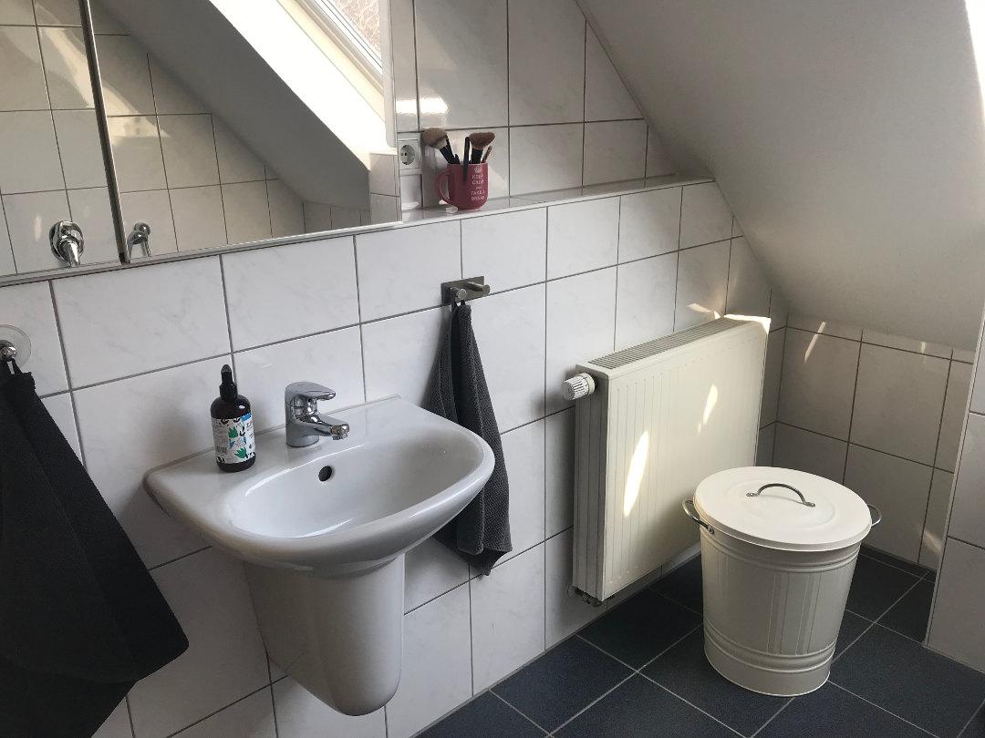 Frühjahrsputz im Badezimmer