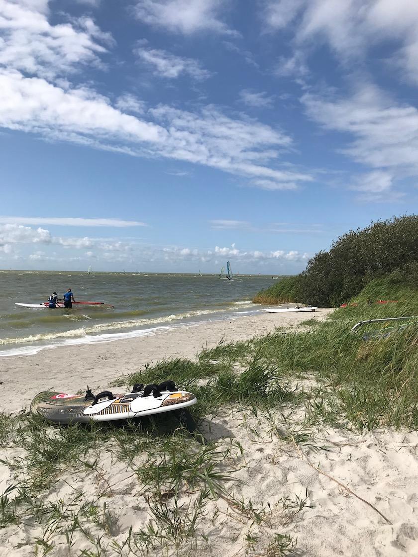 Windsurfen Hindeloopen